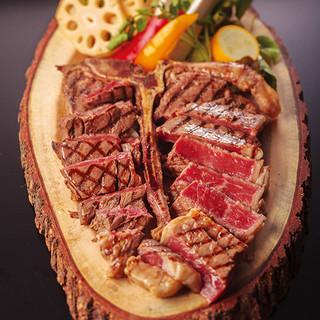 MALIBUに来たらまずは『肉』!!
