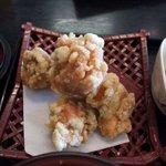 阿蘇 丸福 - から揚げ定食(骨なし) 2