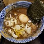 66463567 - 味玉つけ麺