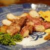 炭火割烹 蔓ききょう - 料理写真:滋賀産月の輪熊