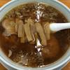 中華そば専門店 勝や - 料理写真:中華麺(半々、チャーシュー)830円
