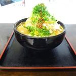 麺場 新 - 料理写真:肉味噌 味玉+野菜2倍