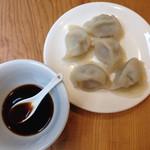 羊香味坊 - ラム肉とパクチーの水餃子