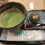 ういろう - 和菓子と御抹茶(4月)