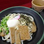 かけはし - 料理写真:じゃこ天ぶっかけ(590円)
