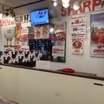 RAMEN 風見鶏 - 店内の雰囲気