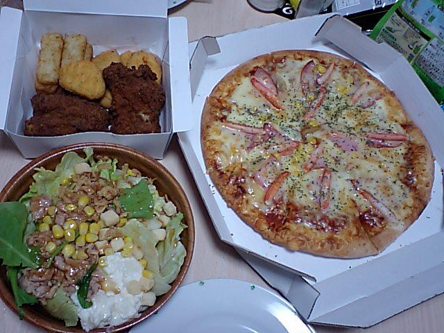 アオキーズピザ  久居店