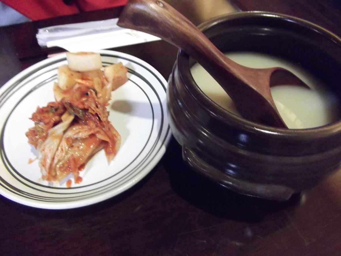 韓国料理洪家苑