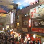 無垢 ツヴァイテ - 新横浜ラーメン博物館内の様子