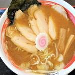 麺家一徹 - 料理写真:中華そば+チャーシュー2枚増し