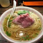 らぁめん 小池 - 山椒香るラーメン(780円)