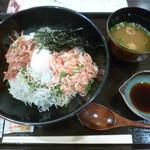 海の幸と山の幸 するが食堂 - 料理写真:'17/05/01 するがの宝丼(税込1,400円)