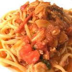 Steak&Trattoria Carnesio - メカジキポモドーロ