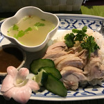 Dee アジアン食材・キッチン - カオマンガイ