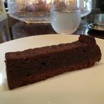 ルール ブルー - チョコレートケーキ