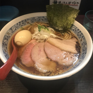 麺処 夏海 - 料理写真:豊穣清湯醤油ラーメン中盛