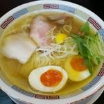 ラーメンニッコウ - 日香麺 清香 (塩)
