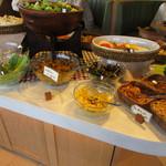 グリーンテーブル - サラダバー