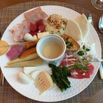 ヴェンタリオ - 前菜