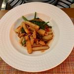 ヴェンタリオ - チキンとトマトなショートパスタ