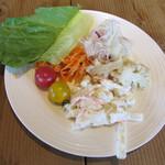 グリーンテーブル - サラダ