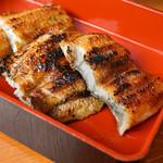 あつた蓬莱軒 - 料理写真:白焼き