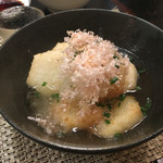 キッチン ウィル - 足立農園さんの里芋の揚げ出し