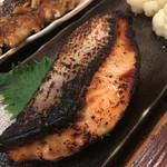 キッチン ウィル - キングサーモンの西京