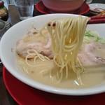 66596676 - 麺かため(中華そば)