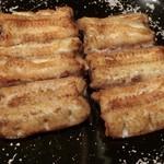 一鰻 - 料理写真:凄いの一言