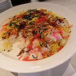 パデーラ - ちらし寿司