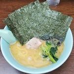 66602750 - 海苔ラーメン700円麺硬め(デフォは650円)