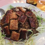 茘香尊 - 鰻魚炒飯