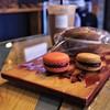 タイムレス チョコレート - 料理写真:マカロンとウーピーパイ