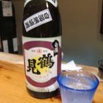 北薩摩 - 鶴見 白濁無濾過(芋焼酎)(鹿児島大石酒造):500円