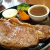 はしや - 料理写真:サーロインステーキ