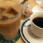 gram - カフェオレ、ブレンドコーヒー