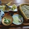 割烹そば処 松苧 - 料理写真:天ざるそば