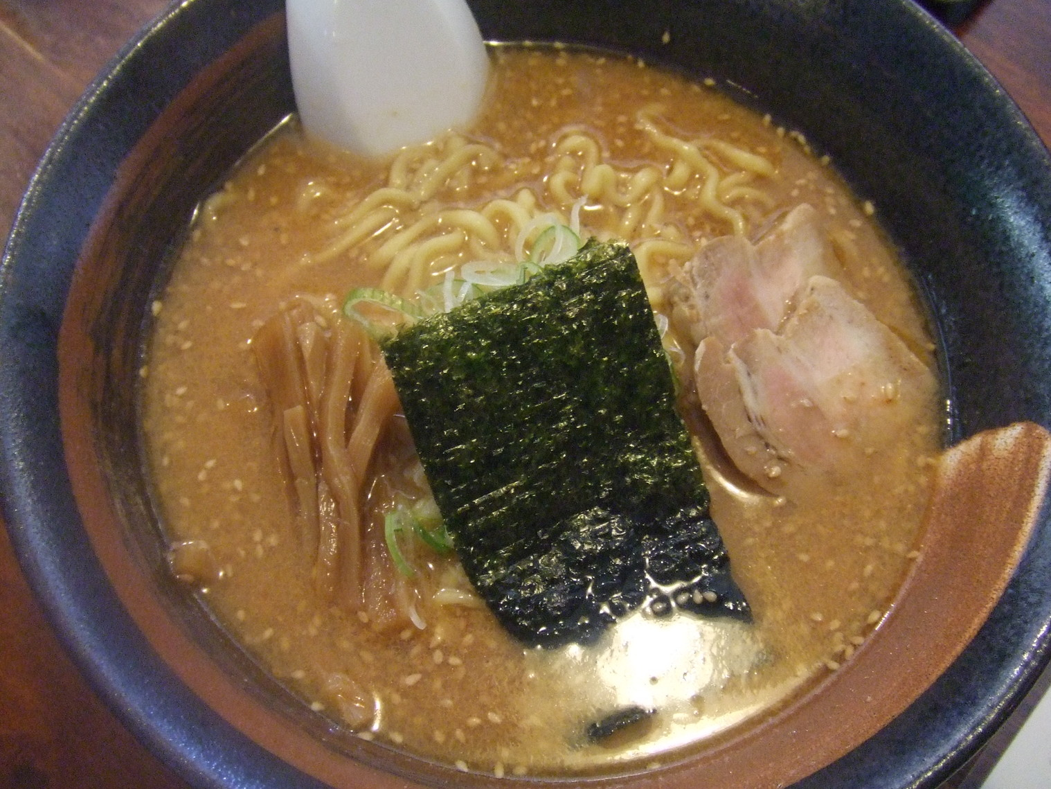 麺道楽紋次郎