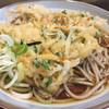 ガリレオ 八兵衛 - 料理写真:天ぷらそば@360円   知らない街でフラッと入ったフツーの駅そばがフツーに美味いことがありがたい