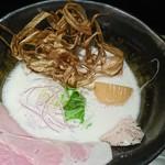 鶏Soba 座銀 - 鶏soba