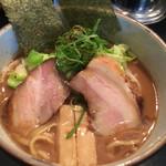 麺家 うえだ - 料理写真:特濃(750円)