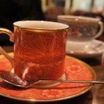 Vivid - キリマンジャロとマンデリン。素敵な違うカップで嬉しいね。