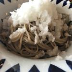 白ひげ蕎麦 - 料理写真: