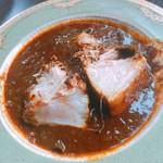 マリーアイランガニー - 肉は脂がほとんど