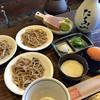 たくみや - 料理写真:★★★ もっちりしたお蕎麦  辛汁は好きなタイプ