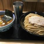 京都 麺屋たけ井 - つけ麺