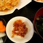ごはん屋さくら - 桜えびの佃煮