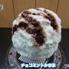 六花 - 料理写真:チョコミント氷
