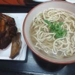 なかま食堂 - ソーキそば(780円)